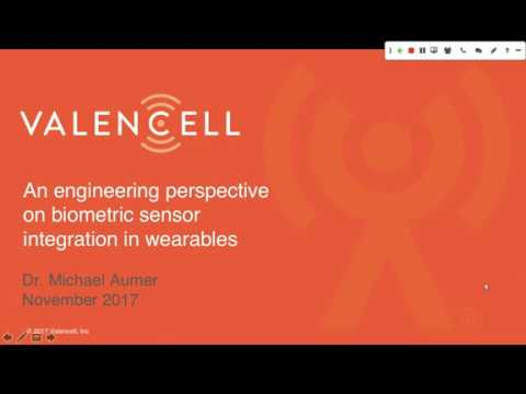 An engineering perspective on biometric sensor integration in wearables