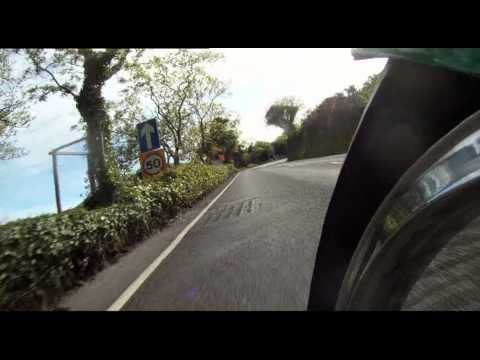 Milky Quayle's TT Lap Guide with John Mcguiness