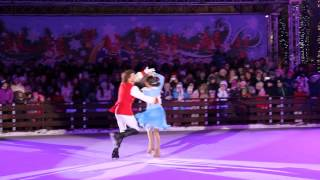 Peter Tchernyshev and Naomi Lang. Nutcracker. Moscow 2.I.2015