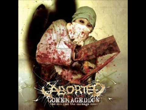 Aborted The saw and the Carnage Done mp3