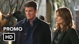 "Castle 7x09 Promo ""Last Action Hero"" (HD)"
