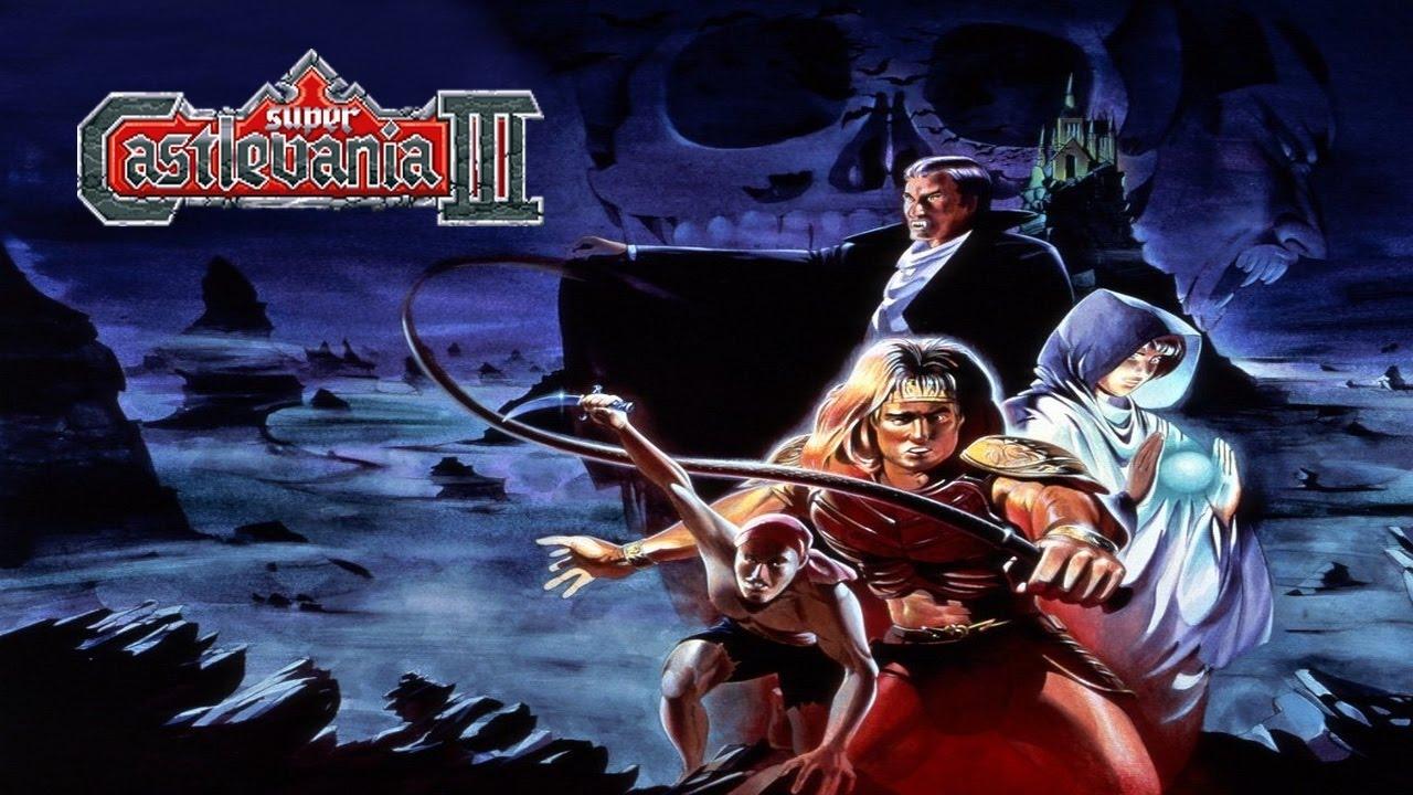 Castlevania Iii Dracula Curse Fan Game Remake Youtube