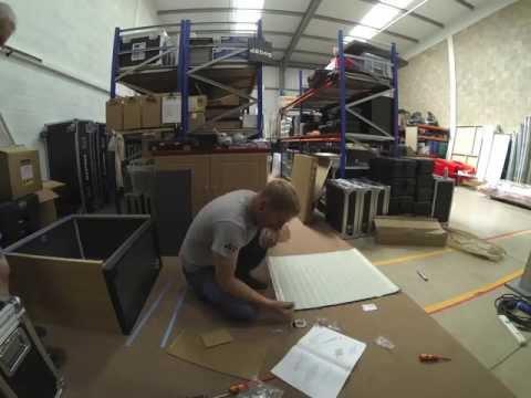 Ikea Cupboard time lapse