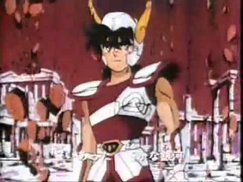 Cavaleiros do Zodiaco - 2ª Abertura (Manchete)