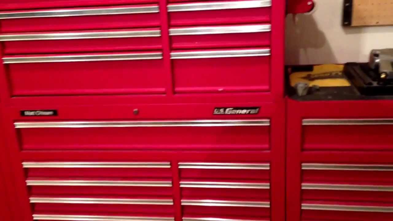 Snap On Vs Harbor Freight Tool Boxes Youtube