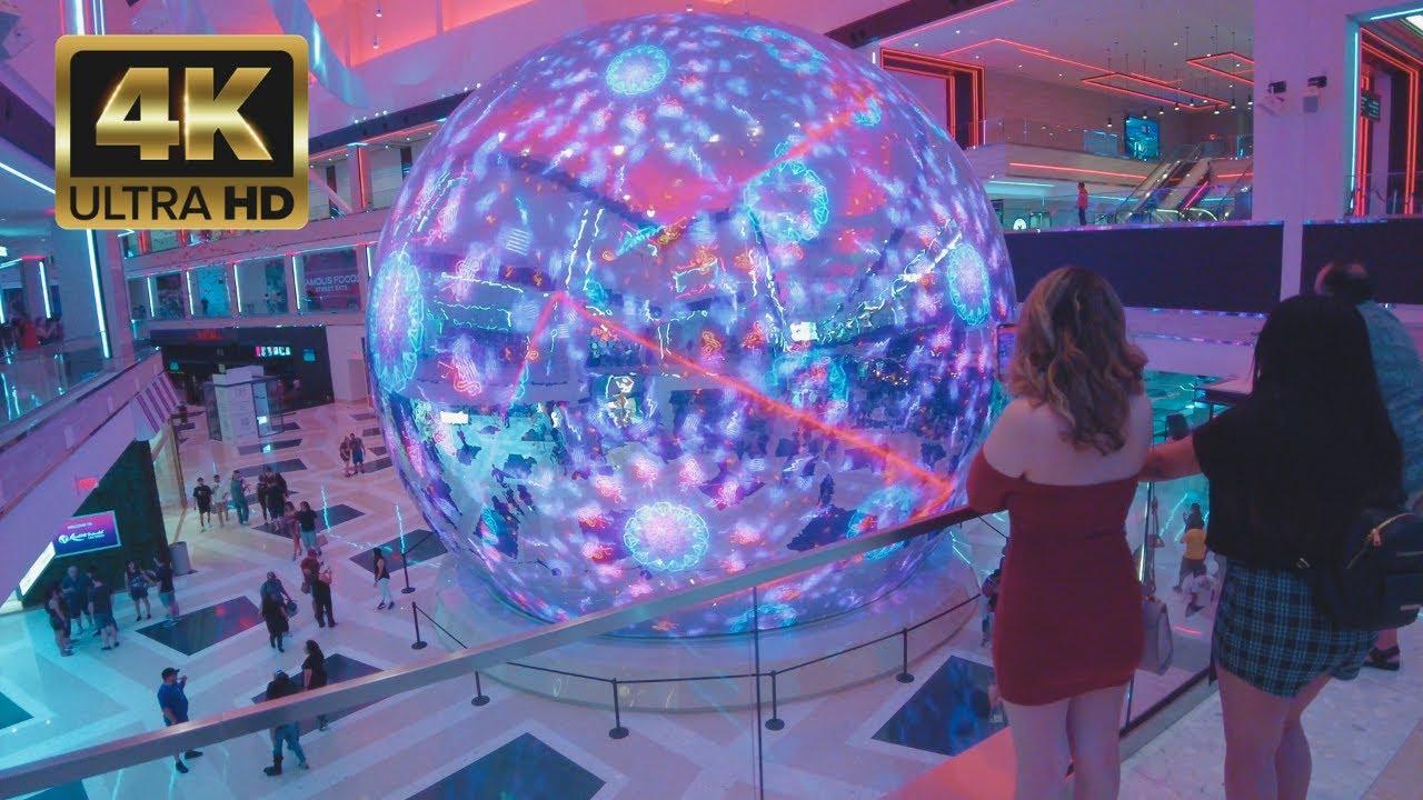 Resorts World Las Vegas [4K] Casino Virtual Walk