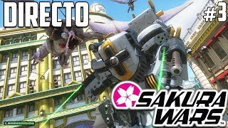 Vídeo Sakura Wars