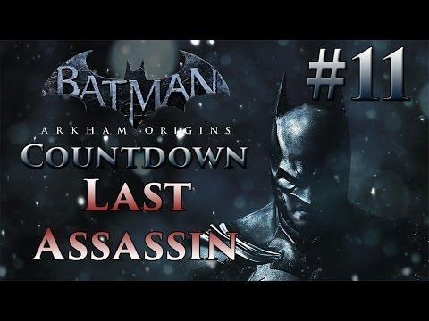 Batman: Arkham Origins | 8th & Final Assassin (Mr. Freeze, Killer Croc, KGBeast, Talon)
