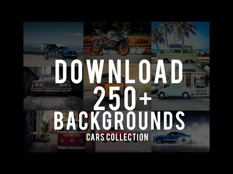How To Download 250+ Manipulation Background For Editing