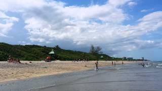 Америка. Пляж мечты. Бока Ратон. Флорида.FloridaMikeTV