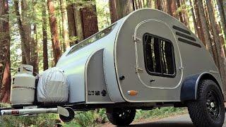 FronTear The beautiful teardrop trailer by Oregon Trail