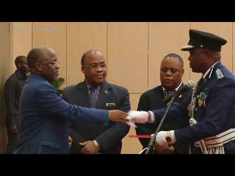 IGP Simon Sirro Aapishwa Rasmi na Rais Magufuli Ikulu, Ernest Mangu Ashuhudia