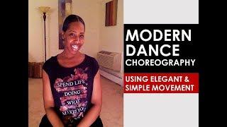 Modern Dance Choreography