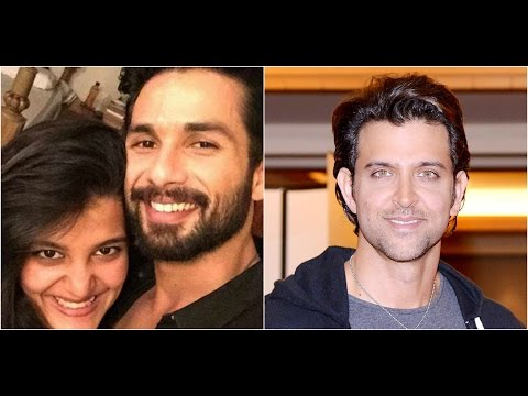 Shahid Kapoor's Sister Engaged | Hrithik Roshan Has No Plans To Get Hitched Again