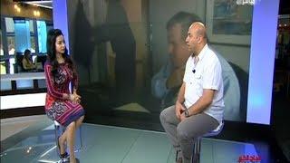 [13.01.13] Hazem Mostafa on MBC Arabia: Sabah Al Khair Ya Arab