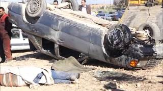 Repeat youtube video حادثة سير مروعة | Nadorcity