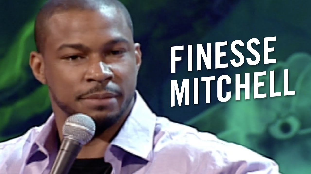 Finesse Mitchell Stand Up - 2005