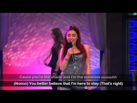 Give it Up - Ariana Grande ft. Elizabeth Gillies [Lyrics]