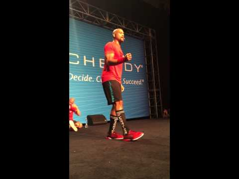 Shaun T Motivational Speech – Summit 2015
