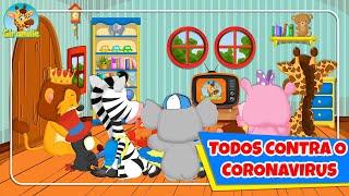 Giramille Especial Coronavirus Covid 19 Desenho Animado Youtube