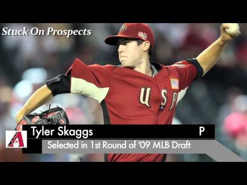 P Tyler Skaggs & P Jarrod Parker: Arizona Diamondbacks Future Aces