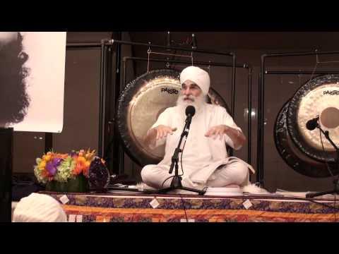 Harijiwan on Cold Showers & Kundalini yoga