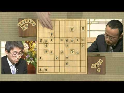 「羽生×渡辺」決勝戦 伝説の金合い