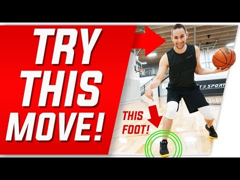 Try this SICK Basketball Move to BLOW BY Any Defender!
