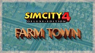 SimCity 4 - How to create a simple Farm Town