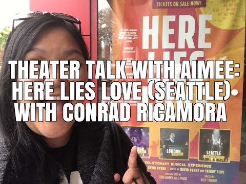 Theater Talk with Aimee: Here Lies Love in Seattle
