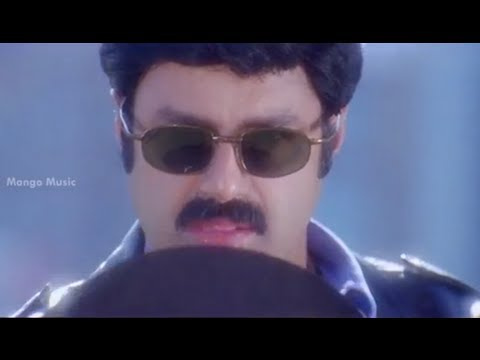Muddula Papa Video Song | Krishna Babu Telugu Movie | Abbas | Raasi | Meena | Koti