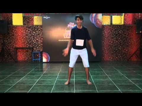"""Dance On """"Lollypop Lagelu"""" By Ankit"""