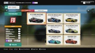 Forza Horizon 4 - Formula Drift Car Pack Preview