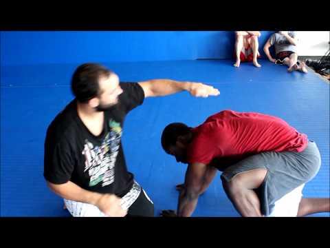 Genesis Jiu Jitsu Fort Worth Tech 34 with Johny Hendricks!
