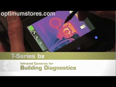 FLIR Thermal Imager Applications: Building Diagnostics