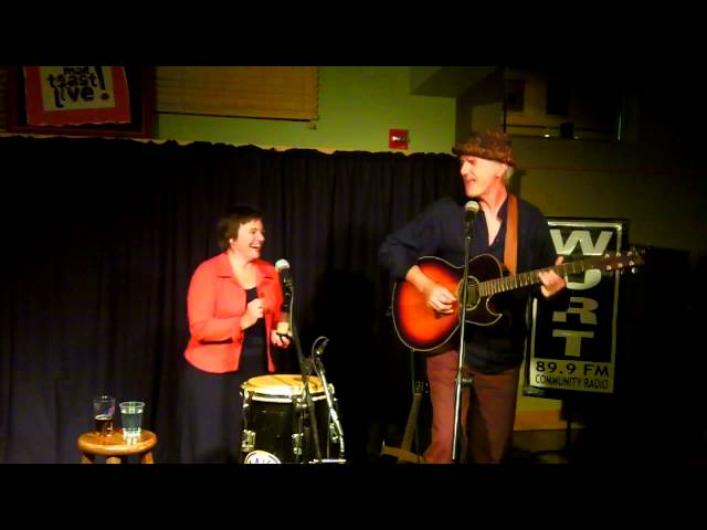 262 Karen Savoca and Pete Heitzman - Mad Toast Live!