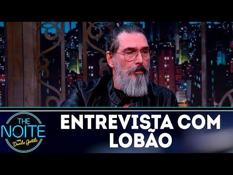 Entrevista com Lobão | The Noite (17/07/18)