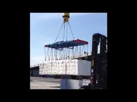 Fibria Comes to Tioga Marine Terminal