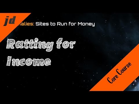 Ratting For Income In EVE Online