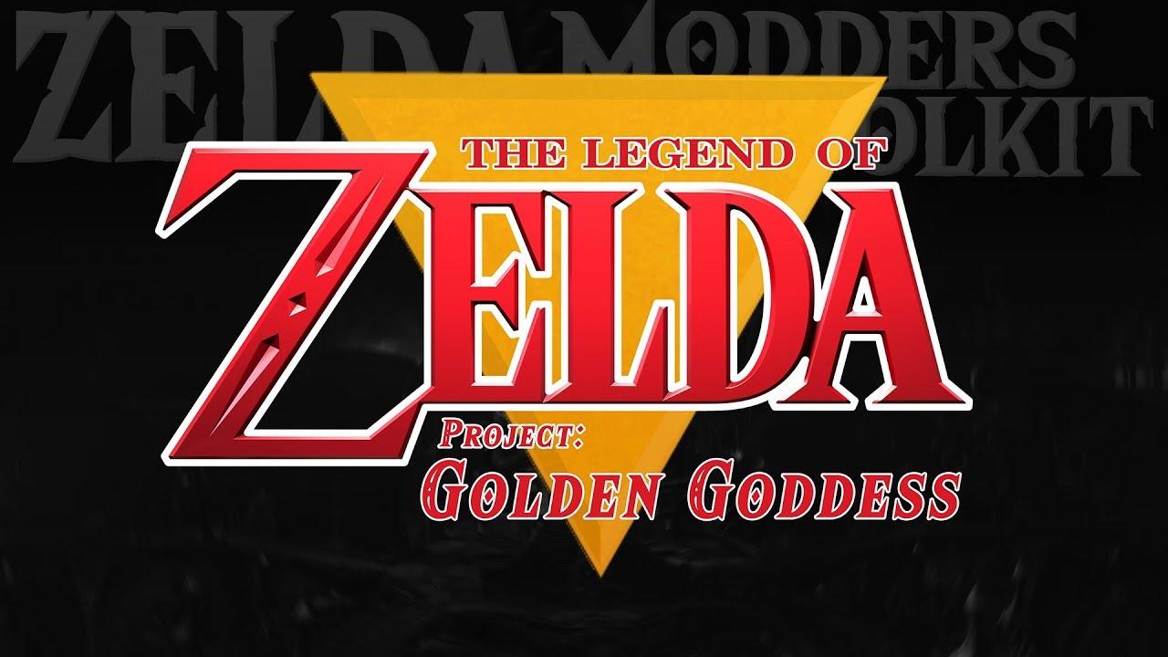 What is Zelda Project Golden Goddess?