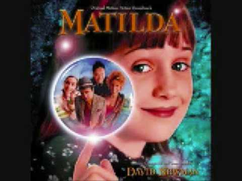 matilda soundtrack