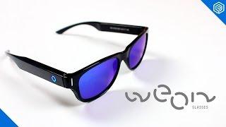 WeON Glasses | Las gafas inteligentes que se conectan a tu smartphone