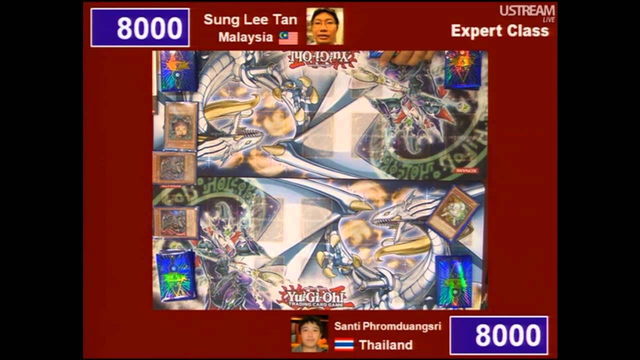Yu-Gi-Oh! World Championship 2012 - Round 5: Sung Lee Tan ...