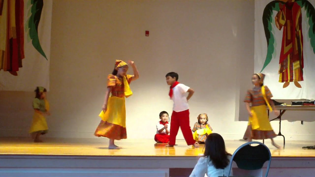 ITIK-ITIK- PHILIPPINES: A dance inspired by 'movements of a