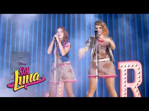 Jim y Yam cantan A rodar mi vida | Momento Musical (con letra) | Soy Luna