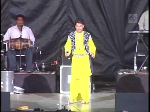 Feroz Khan - Dil Nahi Lagda (Live) | Uk Productions