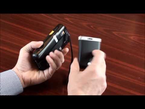 Terminal mobil Android de clasa industriala - Mobility iData 95W