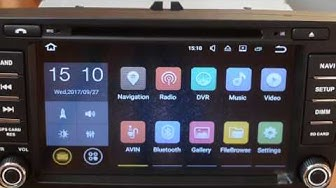 how to change boot logo in car dvd radio player android 7.1 head unit
