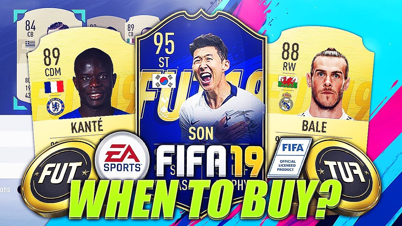 WHEN TO BUY YOUR PLAYERS? TOTS MARKET CRASH! (FIFA 19 Market Update)