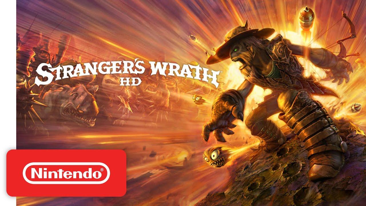Μη χάσετε το Oddworld: Strangers Wrath HD!
